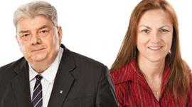 Josef Babka a Eva Valjentová